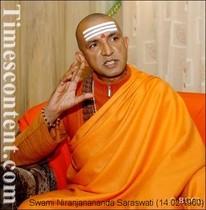 Swami Niranjanananda Saraswati (born 14 February 1960)